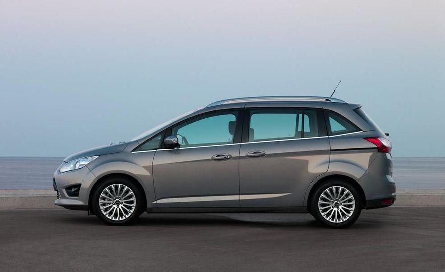 2012 Ford C-Max and Grand C-Max (European spec) - Slide 13