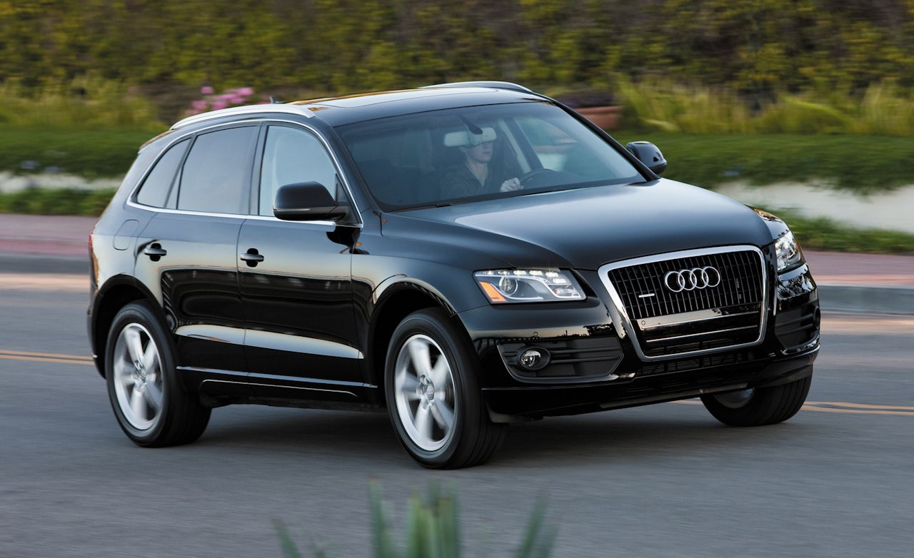 2011 Audi Q5 2 0t Quattro Road Test Review Car And Driver