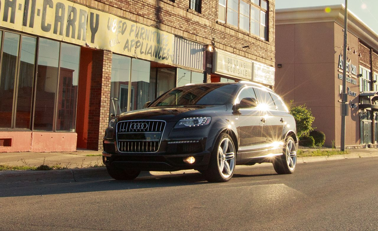 2013 audi q7 tdi review