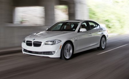 2011 bmw 535i xdrive review car and driver. Black Bedroom Furniture Sets. Home Design Ideas