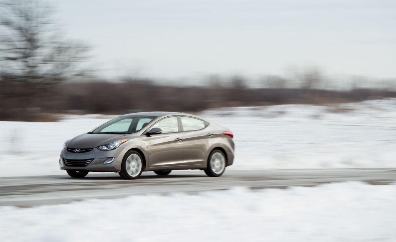 2011 Hyundai Sonata Hybrid Road Test Ndash Review Car And Elantra Engine Diagram Driver