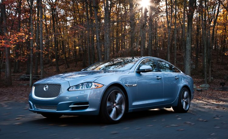 2011 Jaguar XJ Supersport