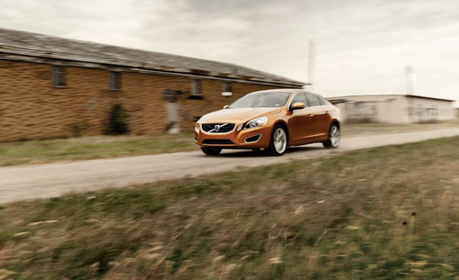 2011 volvo s60 t6 awd test review car and driver. Black Bedroom Furniture Sets. Home Design Ideas