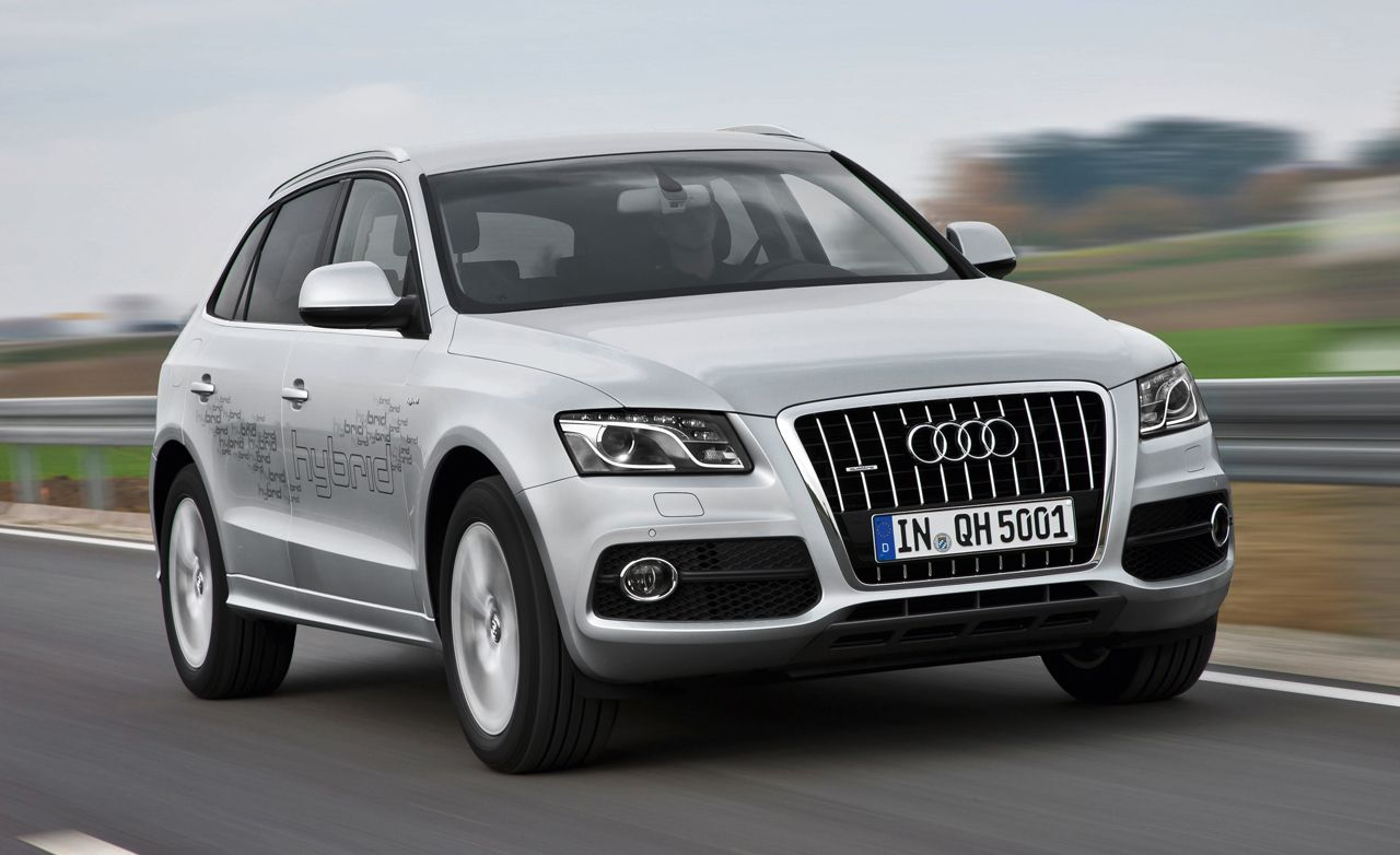 Audi Q Reviews Audi Q Price Photos And Specs Car And Driver - Audi car q5