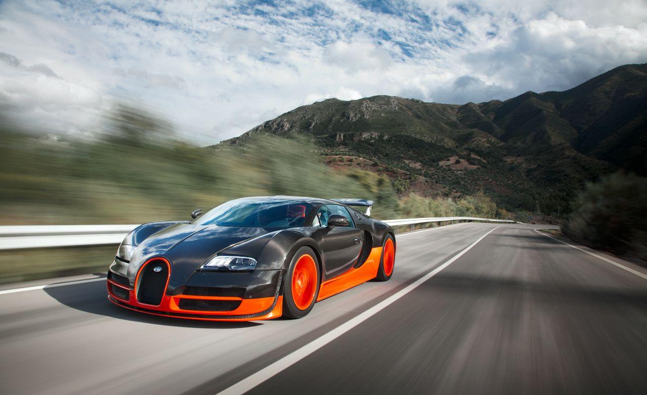 bugatti veyron: 2011 bugatti veyron 16.4 super sport review - car