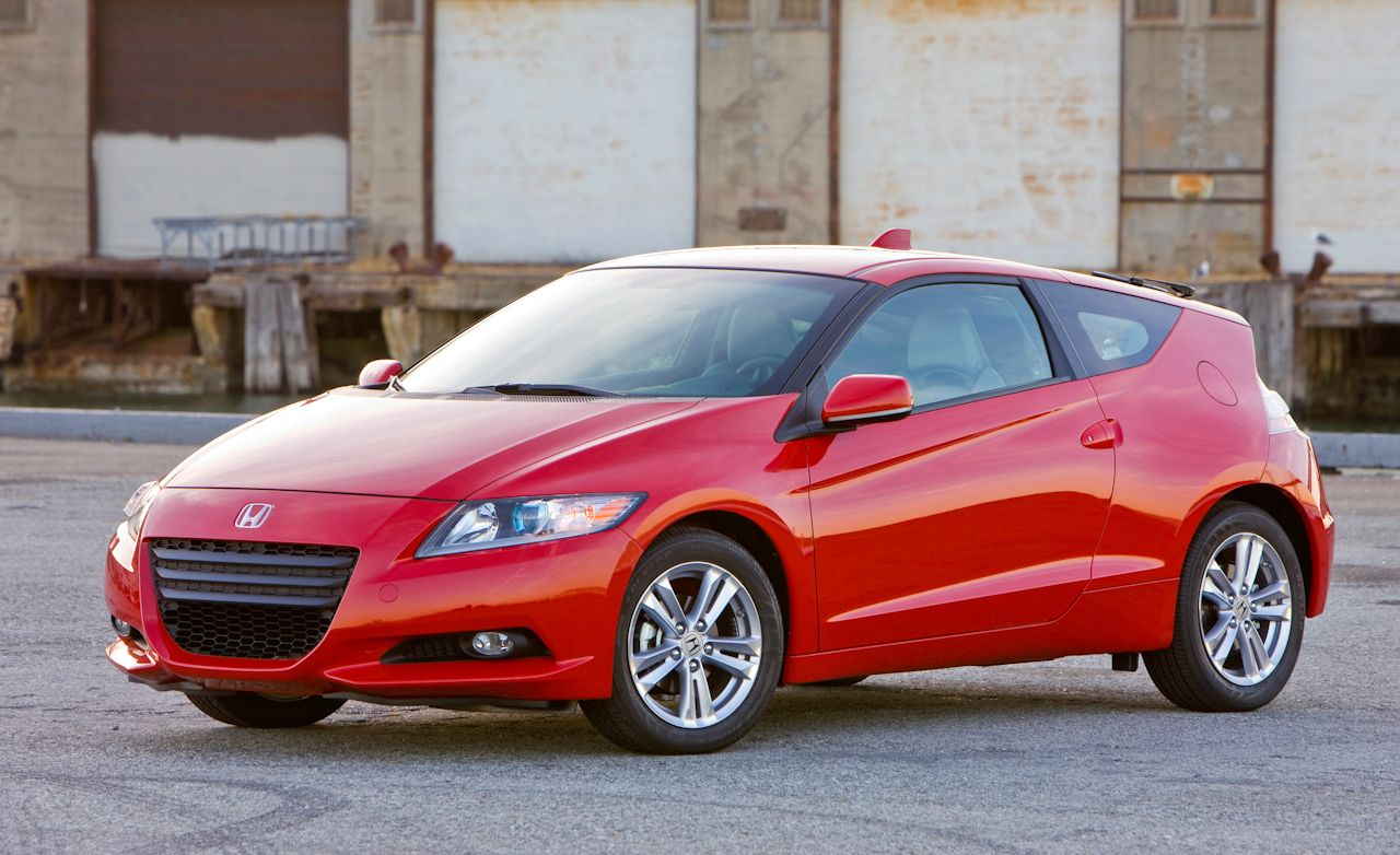 Honda Cr Z Review 2011 Honda Cr Z Ex Cvt Drive Car And