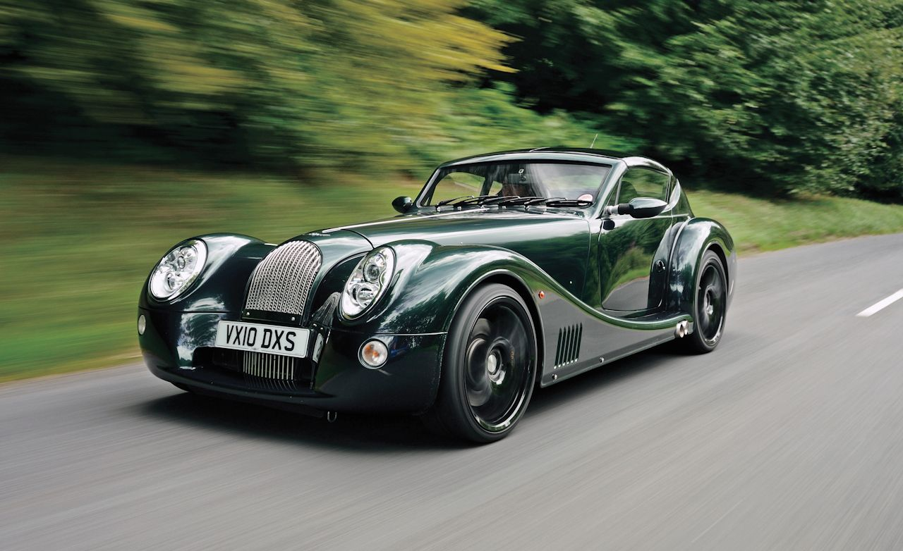 Morgan Aero: Morgan Aero SuperSports: Morgan Aero Review