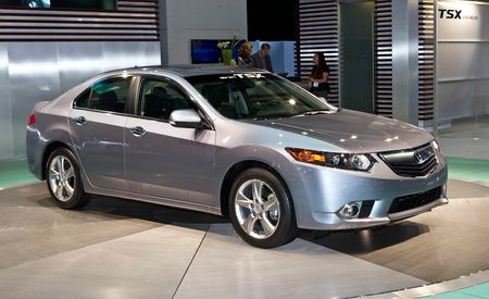 2011 Acura TSX Official Photos and Info