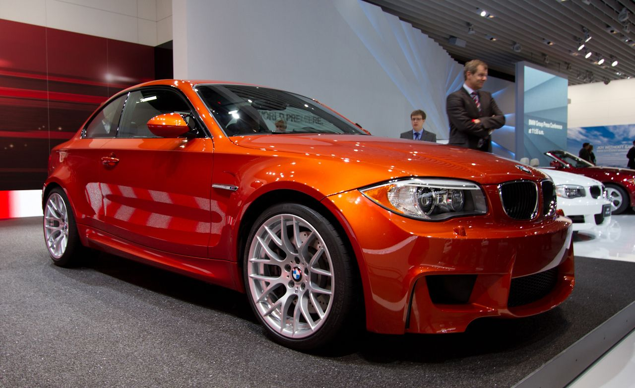 2011 Bmw 1 Series M Coupe Photos Bmw 1 Series M News