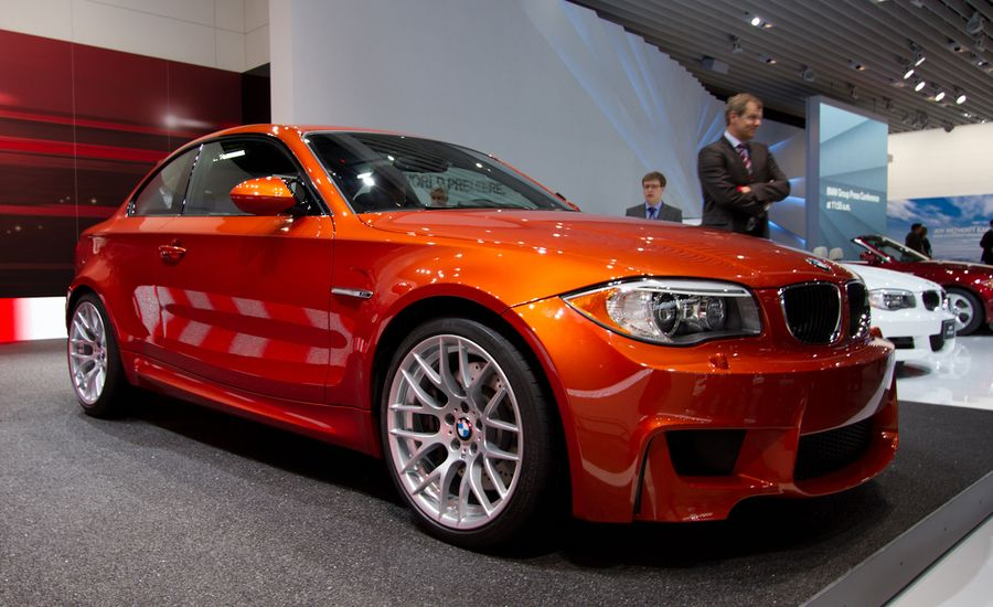 BMW Series M Coupe Photos BMW Series M News Car And Driver - Bmw 1 series m
