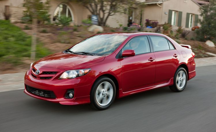 2011 Toyota Corolla Official Photos and Info