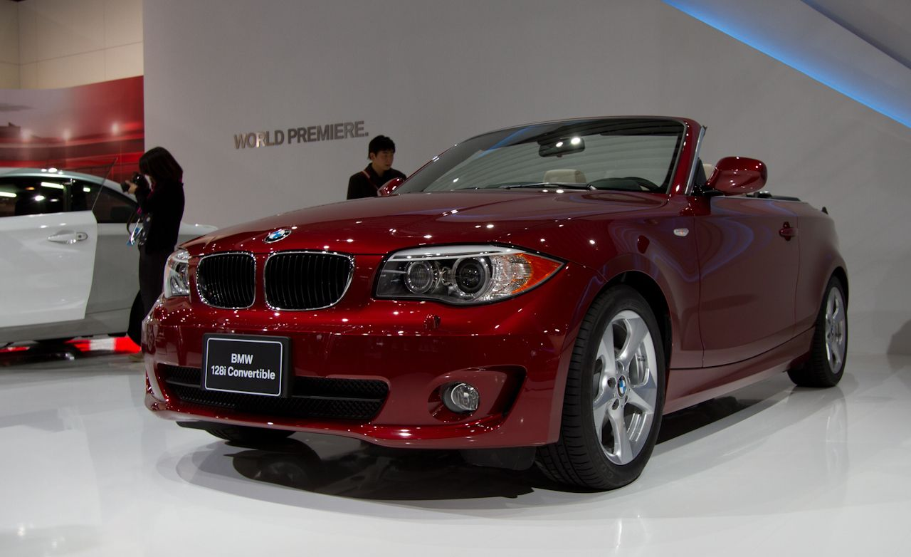2012 BMW 1series Coupe and Convertible Updates BMW 1series News