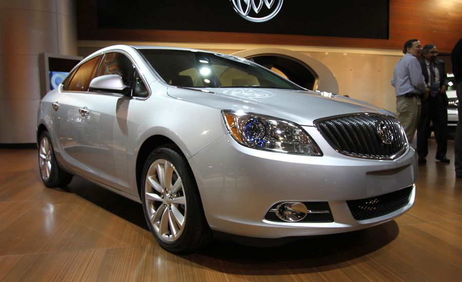 2012 Buick Verano Official Photos and Info