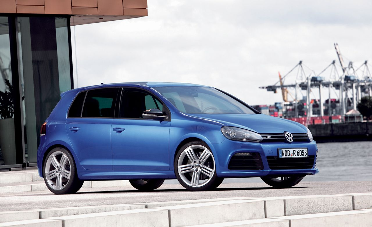 2012 volkswagen golf r – news – car and driver