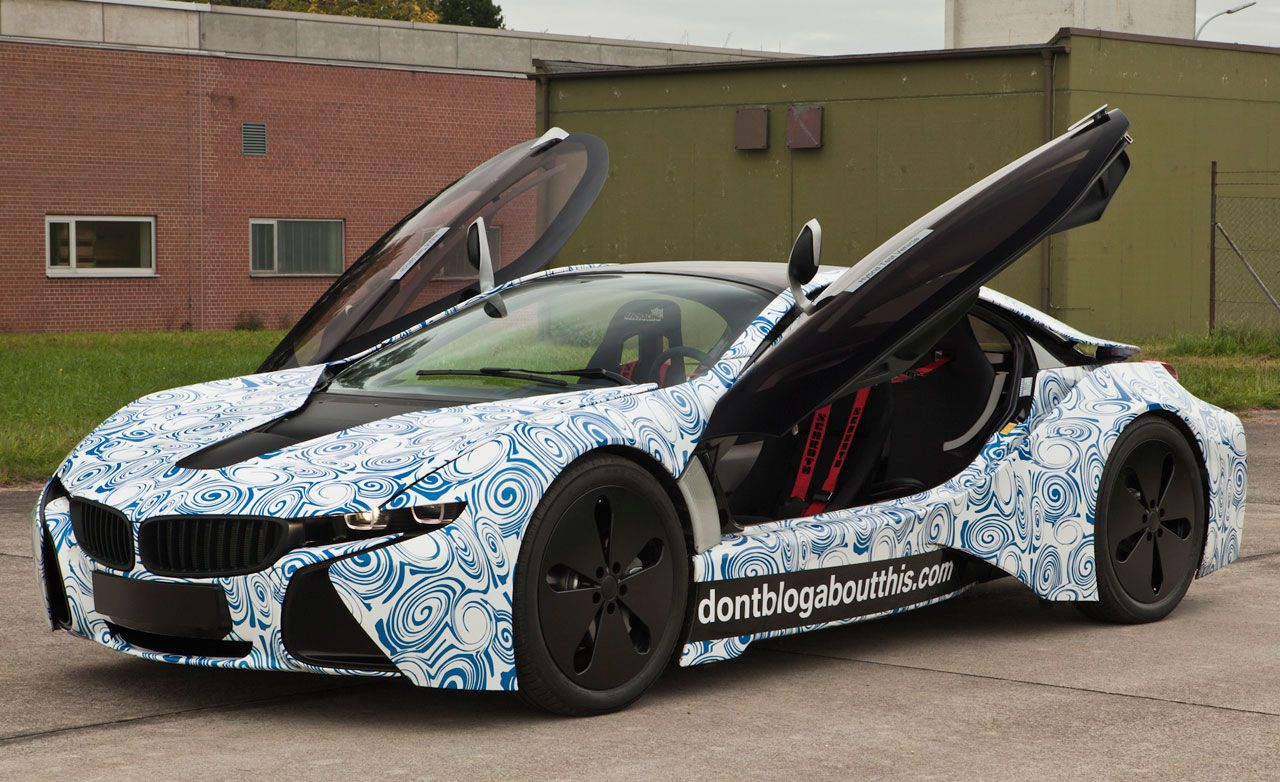 BMW to Launch EfficientDynamics Plug-In Hybrid Sports Car