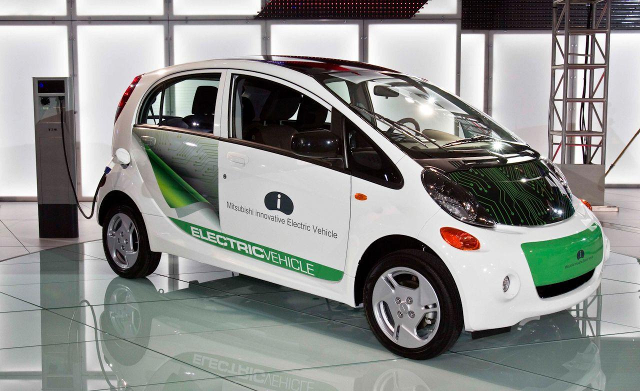 Mitsubishi Electric Car >> Mitsubishi I Miev Reviews Mitsubishi I Miev Price Photos And