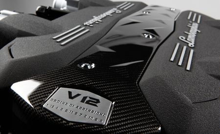 Lamborghini Murciélago Replacement V12 Powertrain Details