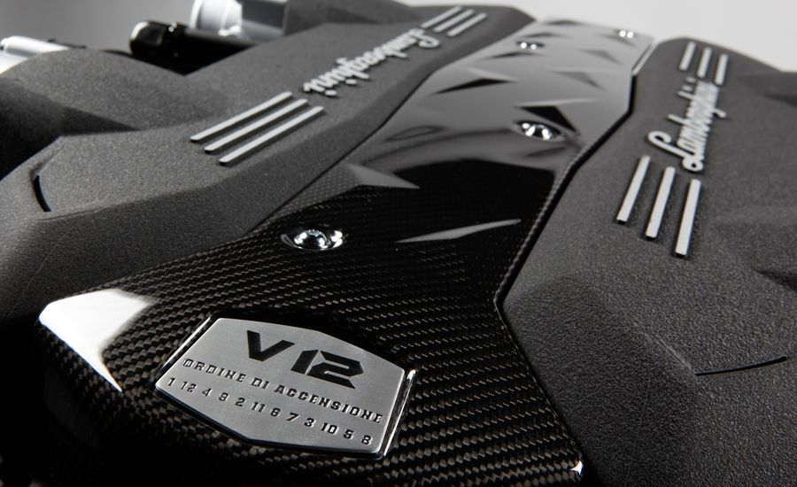 Lamborghini Murciélago Replacement V12 Powertrain Details
