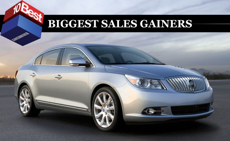2011 10Best Biggest Sales Gainers