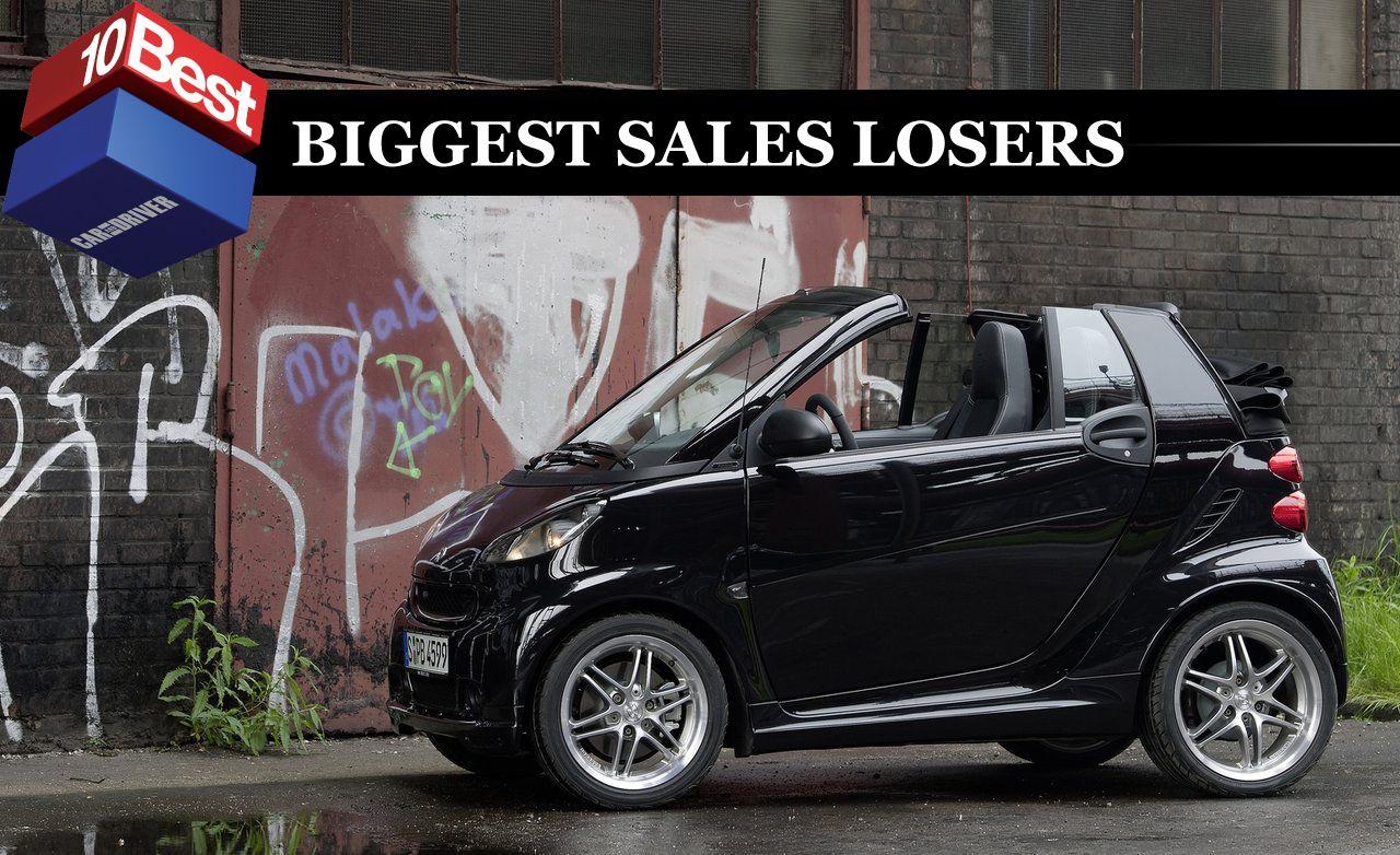 2011 10Best Biggest Sales Losers