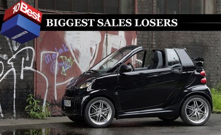 2011 10Best Biggest Sales Losers
