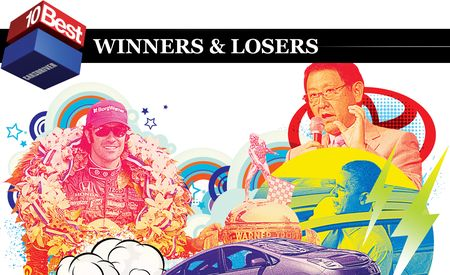 2011 10Best Winners and Losers