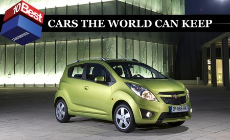 2011 10Best Cars the World Can Keep