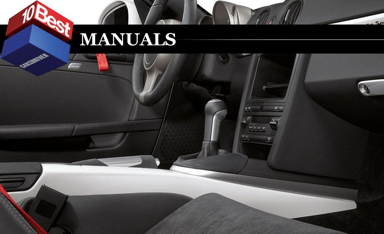 2011 10Best Manuals