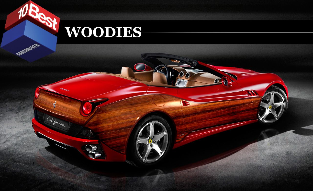 2011 10Best Woodies