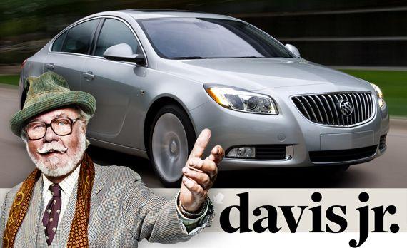 David E. Davis Jr.: When Better Buicks are Built, Opel Will Engineer Them