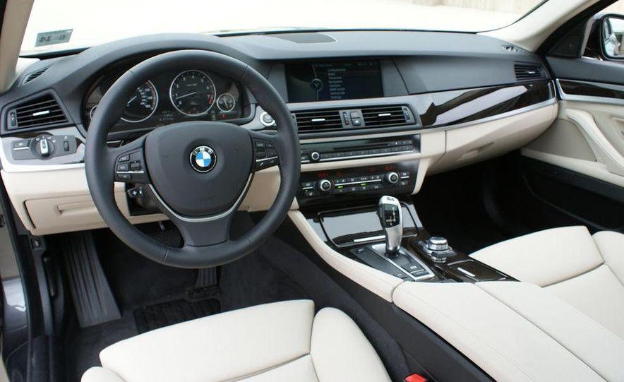 2011 BMW 528i - Slide 13