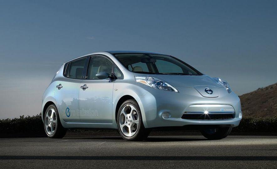 2011 Nissan Leaf SL - Slide 6
