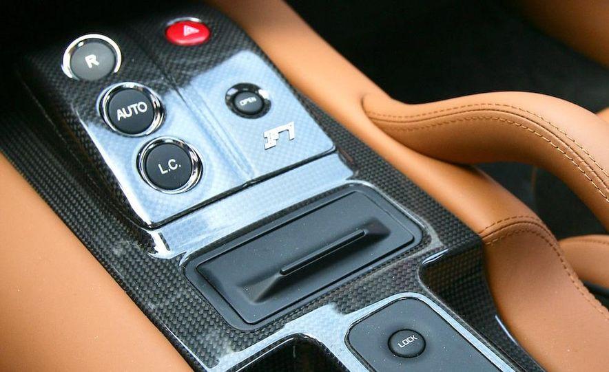 2012 Lexus LFA and 2011 Ferrari 599 HGTE - Slide 29