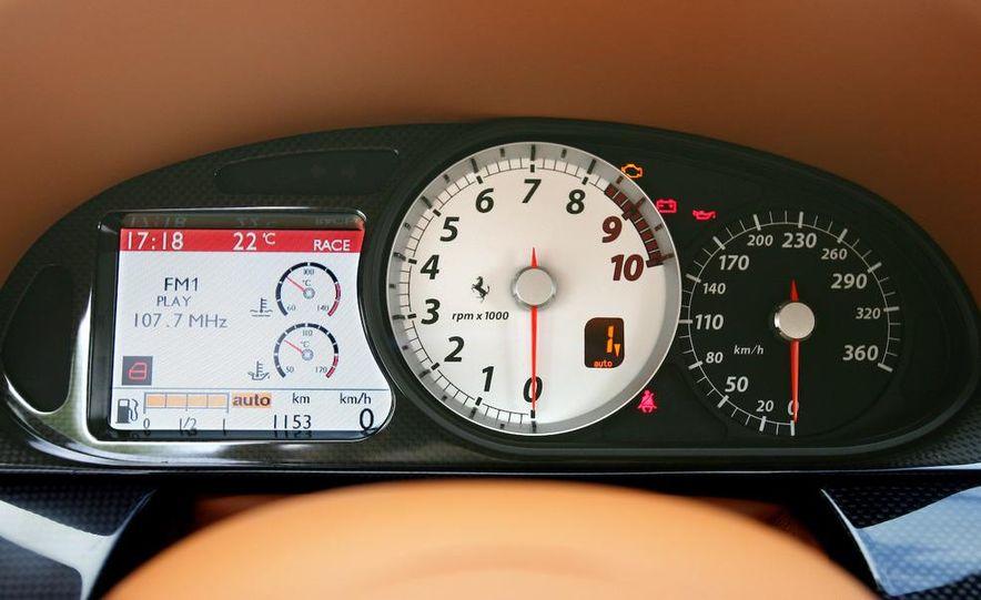 2012 Lexus LFA and 2011 Ferrari 599 HGTE - Slide 26