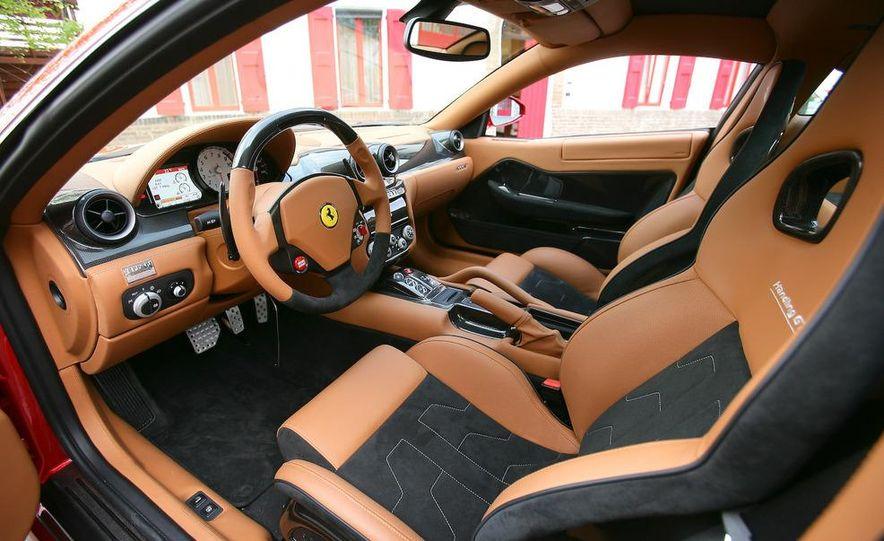 2012 Lexus LFA and 2011 Ferrari 599 HGTE - Slide 20