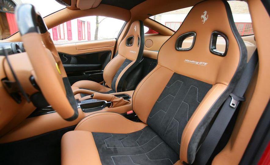 2012 Lexus LFA and 2011 Ferrari 599 HGTE - Slide 22