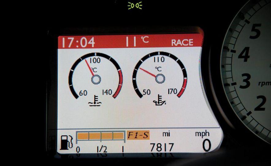 2012 Lexus LFA and 2011 Ferrari 599 HGTE - Slide 34