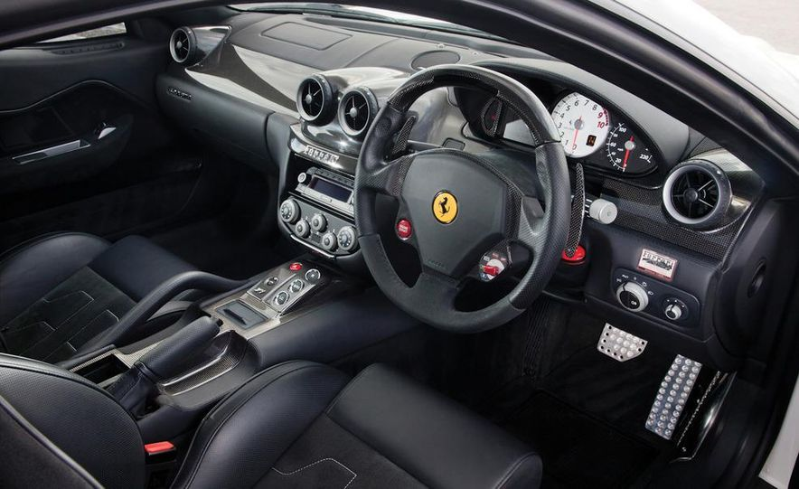 2012 Lexus LFA and 2011 Ferrari 599 HGTE - Slide 19