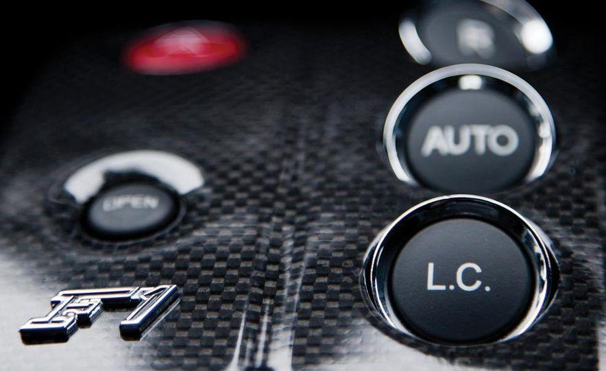 2012 Lexus LFA and 2011 Ferrari 599 HGTE - Slide 35