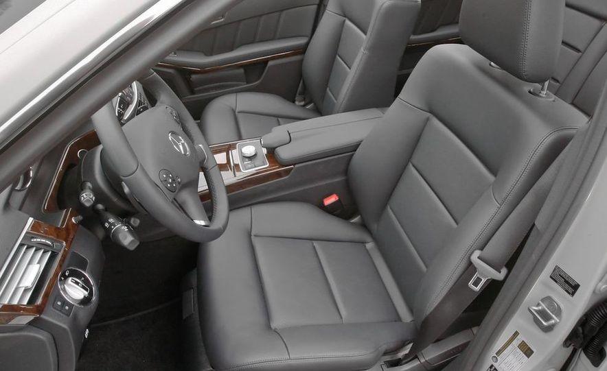 2011 Mercedes-Benz E350 BlueTec - Slide 19