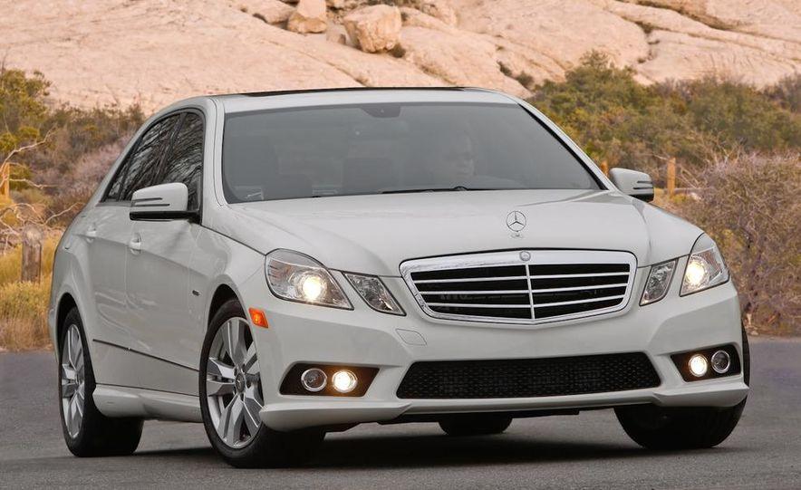 2011 Mercedes-Benz E350 BlueTec - Slide 6