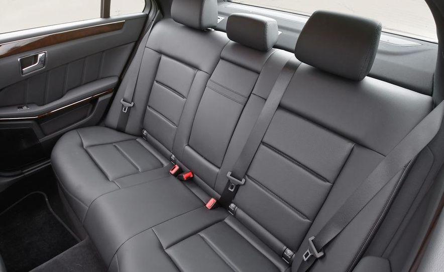 2011 Mercedes-Benz E350 BlueTec - Slide 20