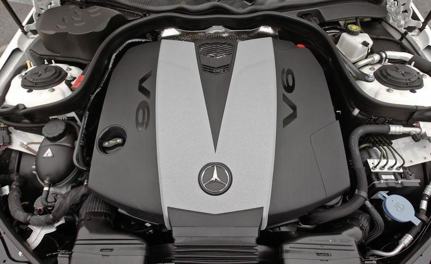 2011 Mercedes-Benz E350 BlueTec - Slide 24