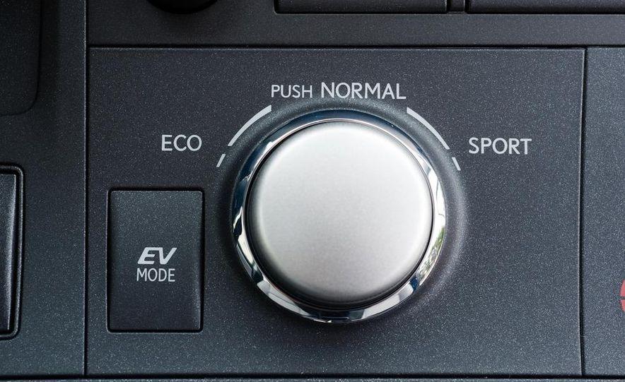 2011 Lexus CT200h - Slide 21