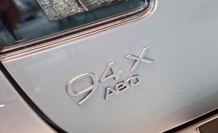 2011 Saab 9-4X Aero - Slide 33