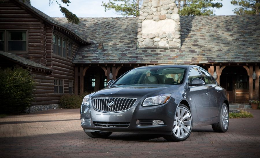 2011 Buick Regal CXL Turbo
