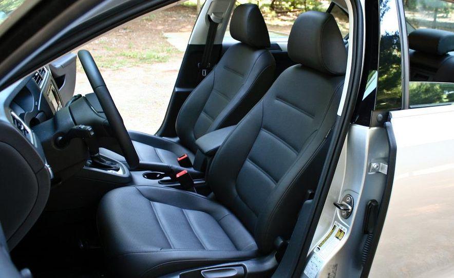 2011 Volkswagen Jetta TDI - Slide 11