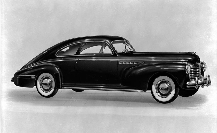 1938 Buick Century Convertible Phaeton (Model 60-C ) - Slide 3