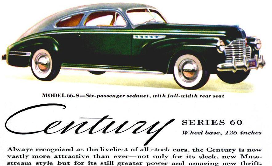 1938 Buick Century Convertible Phaeton (Model 60-C ) - Slide 4