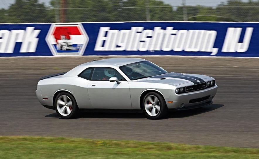 2011 Dodge Challenger SRT8 392 - Slide 7